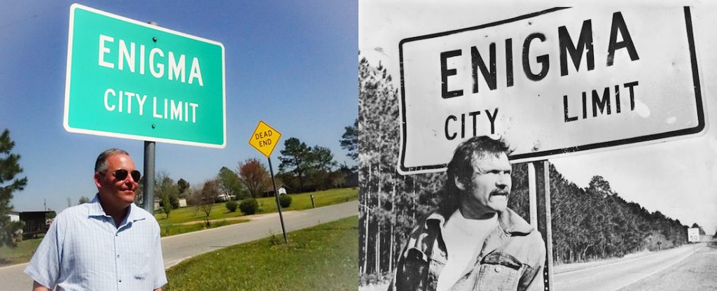 Enigma City Limit, Ted Geltner Now, Harry Crews Then