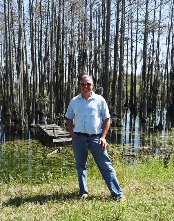 Author Ted Geltner