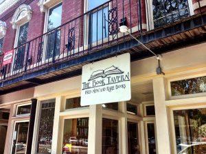 Book Tavern Storefront