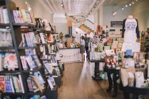 The Bookshelf   Aug. 27th   Thomasville, GA