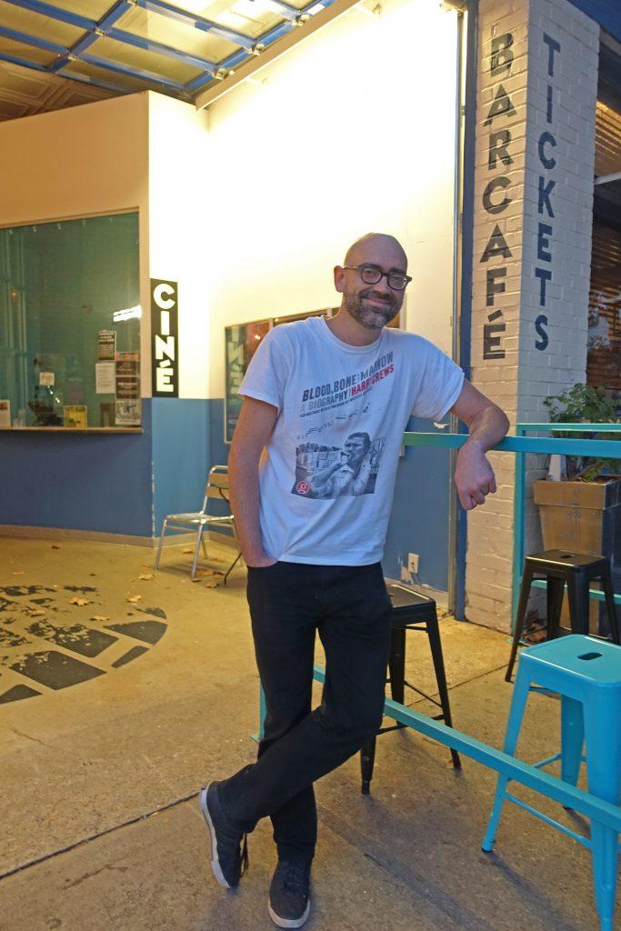 Jason Bennett of UGA Press, photo courtesy of BMG