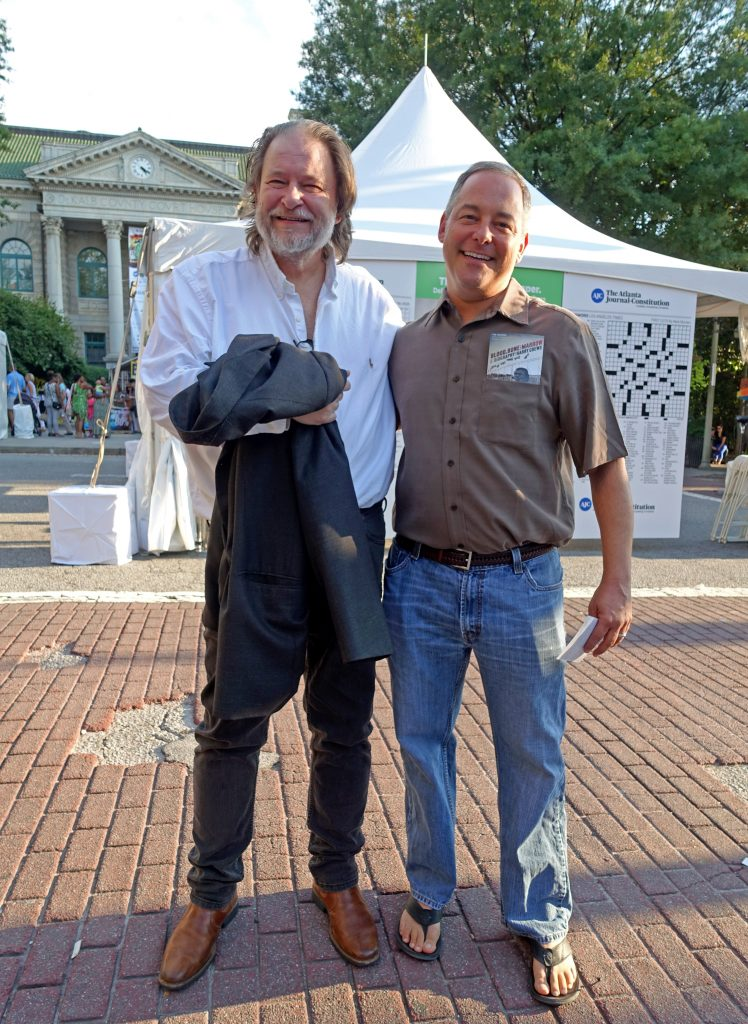 Ted Geltner and Rick Bragg
