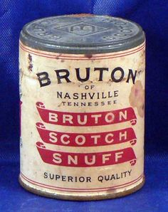 Bruton tobacco