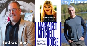 05/17/17 | Margaret Mitchell House | Paperback Launch Party!