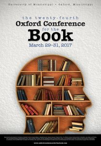 03.30.17 | Oxford Conference for the Book