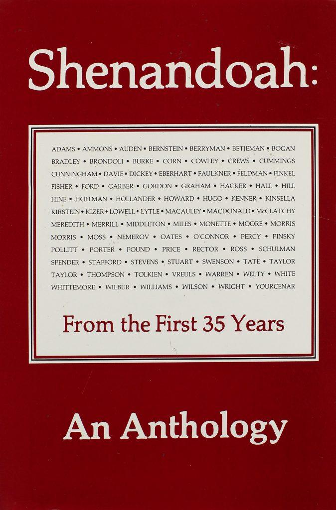 Shenandoah-An-Anthology
