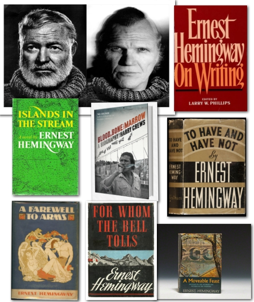 """Harry's Way & Hemingway"""