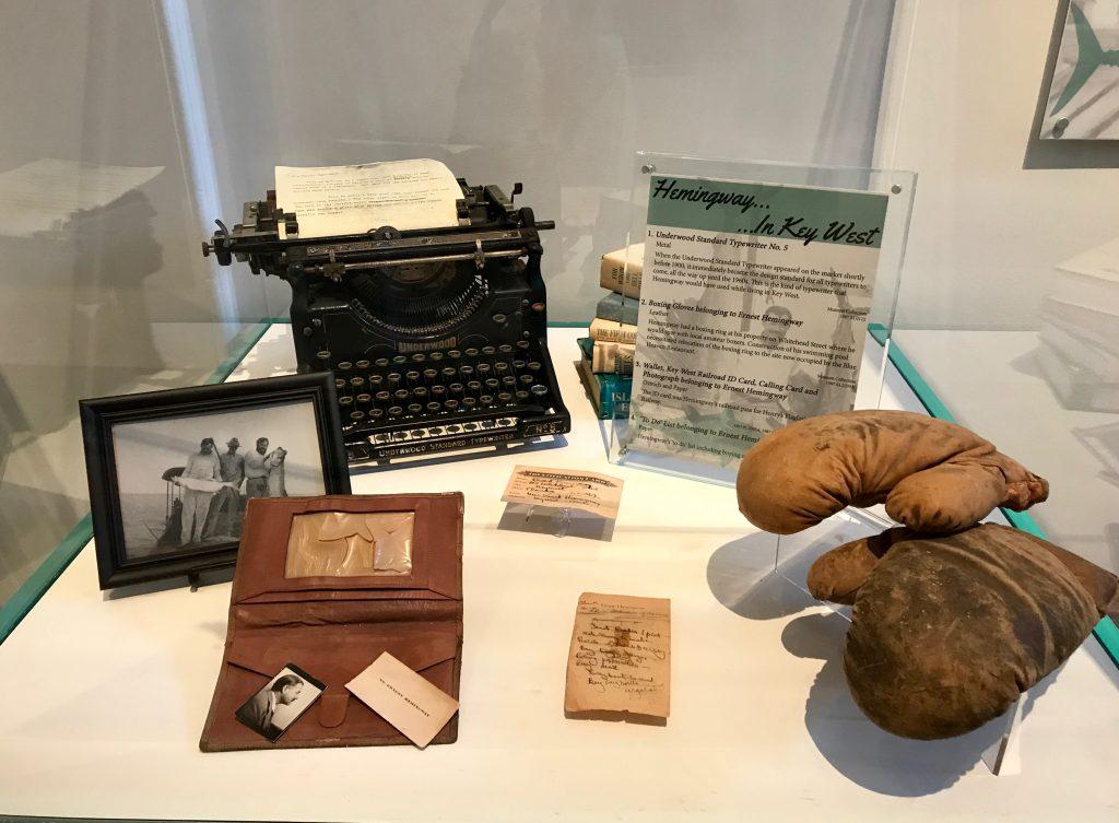 Hemingway artifacts