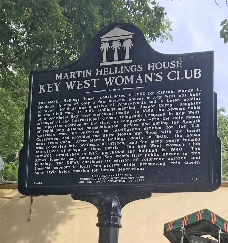 Key West Woman's Club