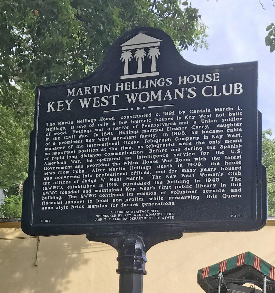Key West Woman's Club