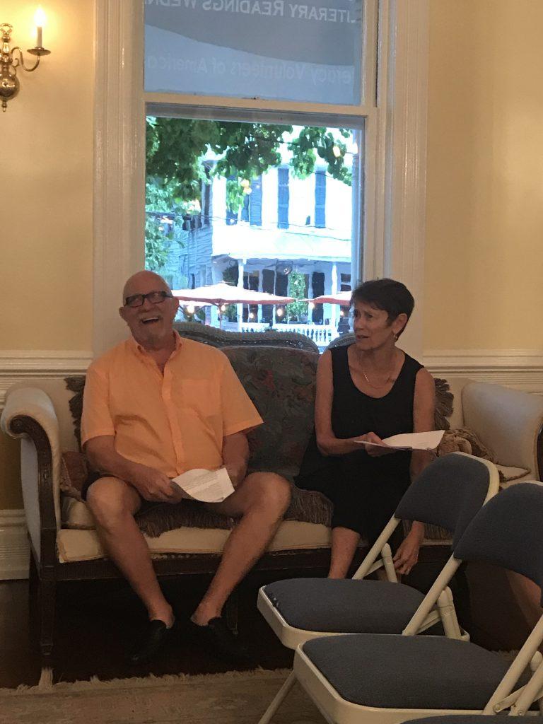 Carol Shaughnessy & husband David Koontz