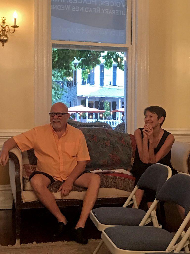 Carol Shaughnessy & David Koontz