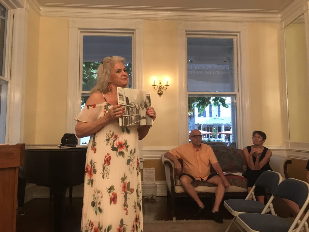 Judge Peary Fowler shares her Hemingway connection