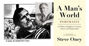 """Harry Crews Is A Stomp-Down Hard-Core Moralist"" by Steve Oney"