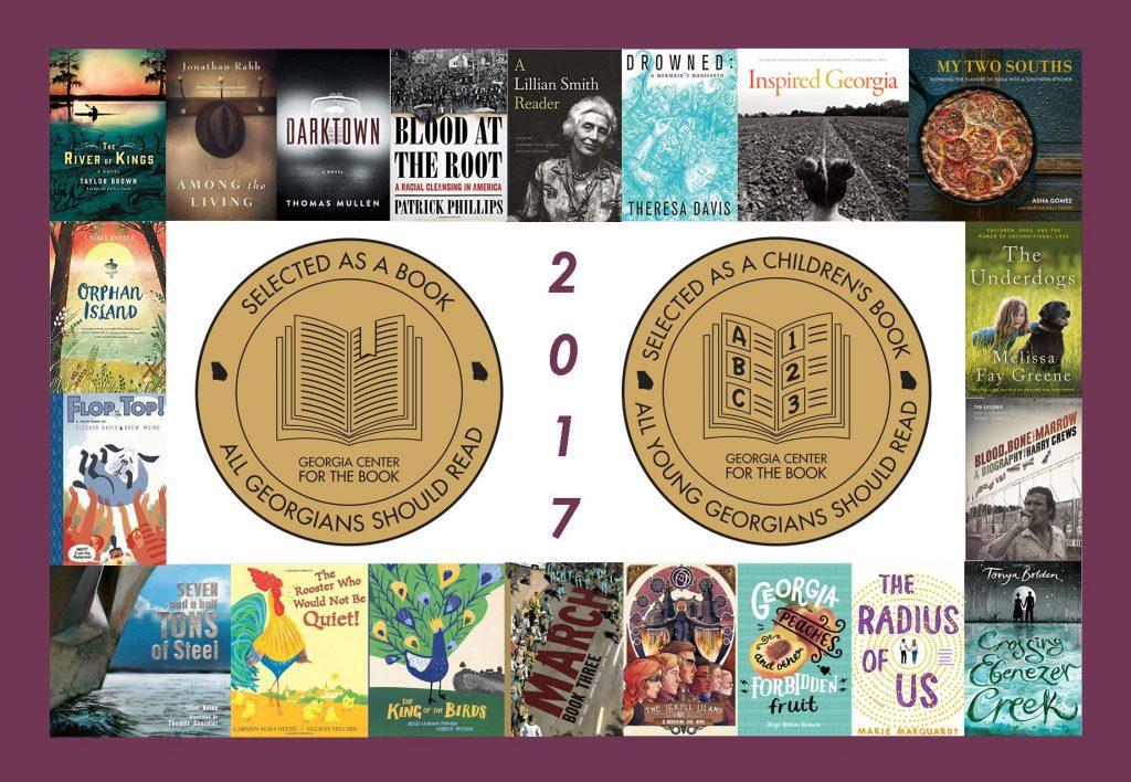 Books All Georgians Should Read 2017
