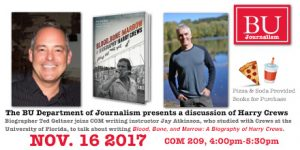 11/16/17 Boston University School of Journalism